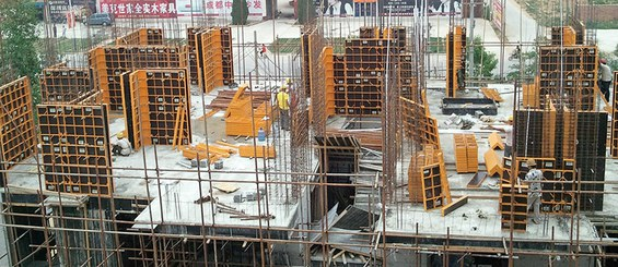 Deskowanie ramowe COMAIN sprawdza się zarówno na małych, jak i na dużych budowach