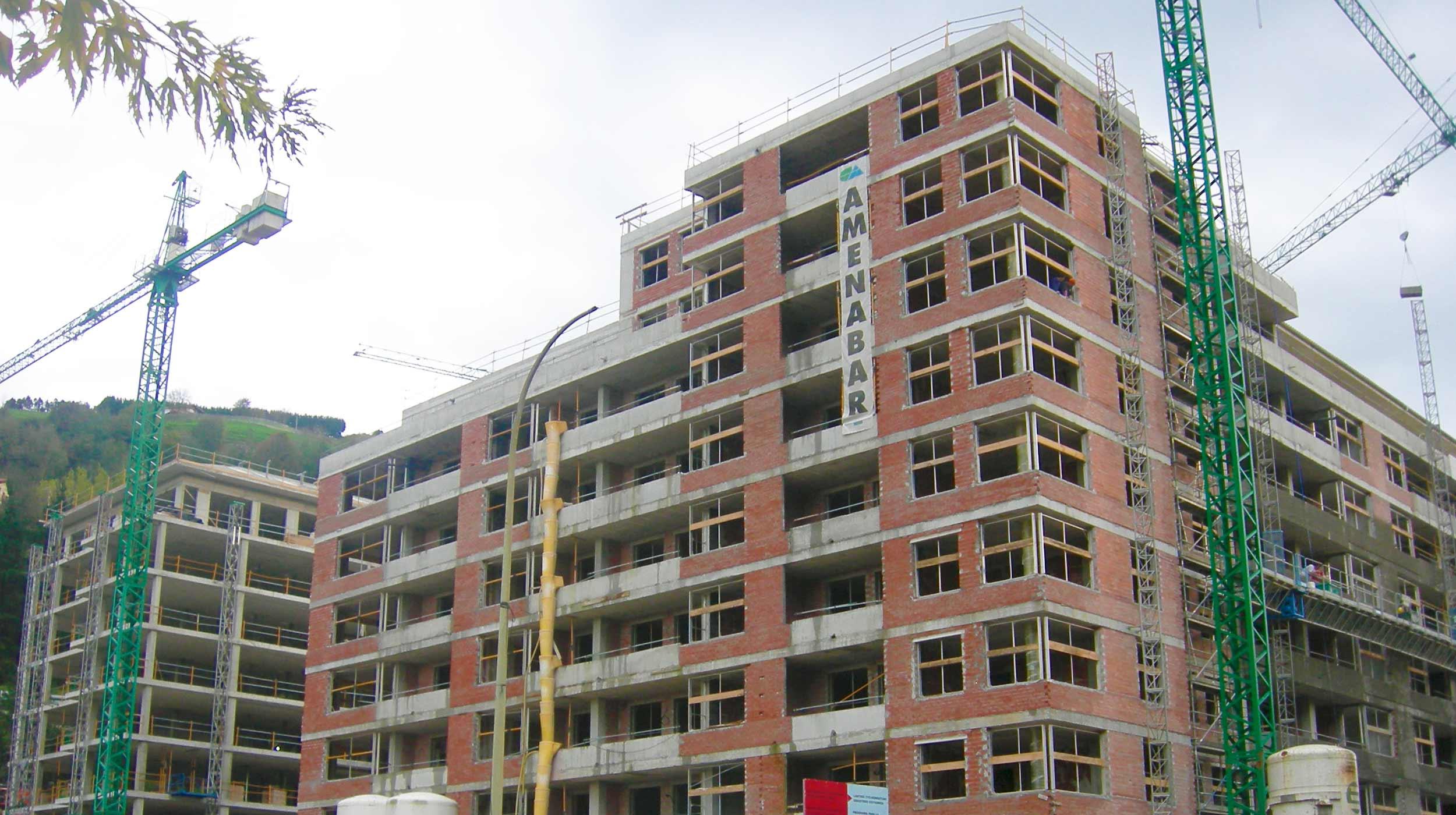 W 20-tysięcznej miejscowości Tolosa, niedaleko stolicy prowincji San Sebastián, znacznie wzrósł w ostatnich latach popyt na mieszkania.