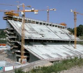 Stadion w Bradze, Portugalia