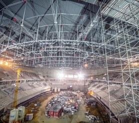 Tauron Arena Kraków w Krakowie Czyżynach, Polska