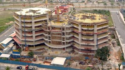 Szpital Amil w São Paulo, Brazylia