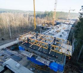 Most MS-30.1 nad rzeką Drwęcą w ciągu drogi ekspresowej S7, Polska
