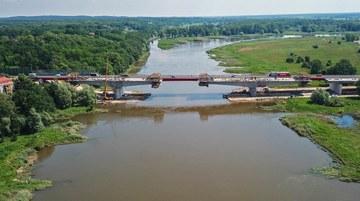 Most MS-4B w ciągu drogi ekspresowej S3, Cigacice, Polska