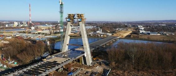 Północna obwodnica Rzeszowa z mostem na Wisłoku, Polska