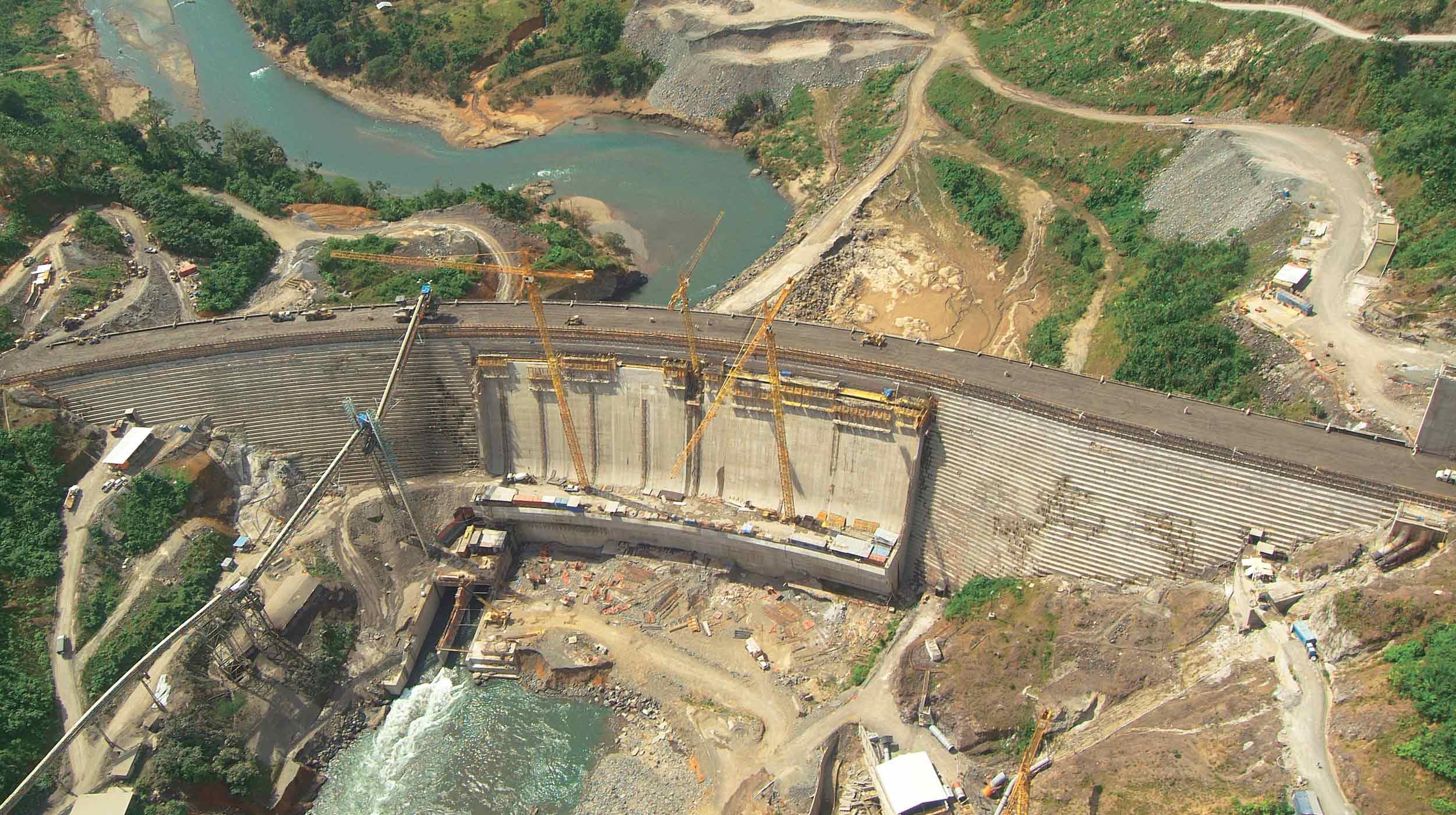Inwestycja zlokalizowana jest w panamskiej prowincji Bocas del Toro.