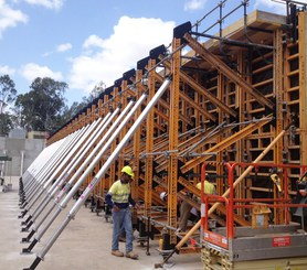Zbiornik oczyszczalni ścieków McCosker, Australia