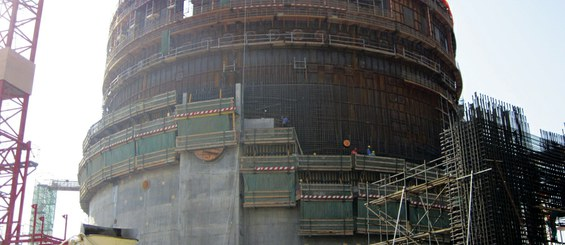 Elektrownia jądrowa Taishan w Guandong, Chiny