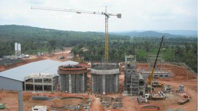 Fabryka cementu Xambioa, Brazylia