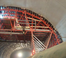 Tunel podziemny w Pesaro, Włochy