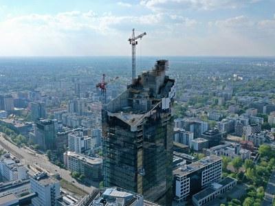 Budowa Skylinera prawie na finiszu