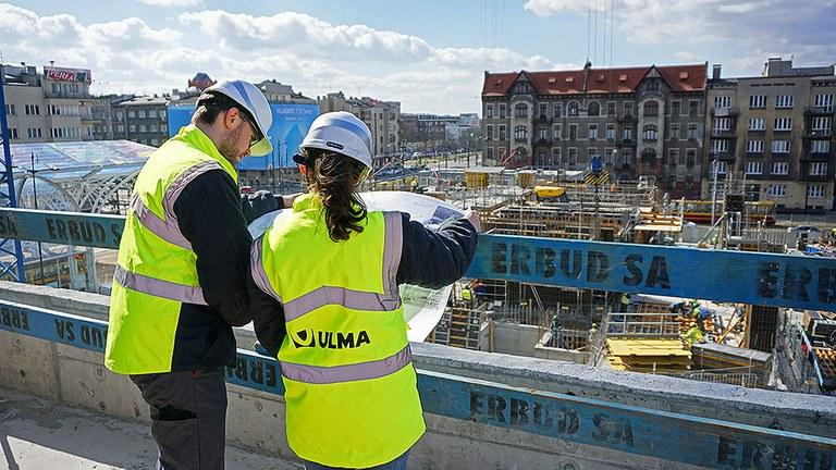 Doświadczenie zespołowe ULMA i jej klientów