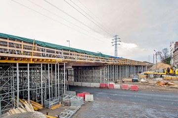 Modernizacja linii obwodowej w Warszawie z wykorzystaniem rozwiązań ULMA