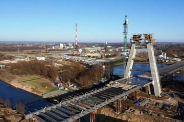 Północna obwodnica Rzeszowa z mostem na Wisłoku