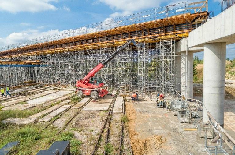 Przebudowa jednej z głównych ulic Lublina