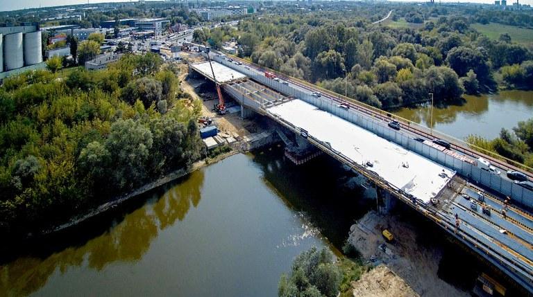 Rozbudowa północnej nitki Mostu Lecha w Poznaniu
