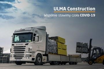 W ULMA Construction wdrażamy plan awaryjny w związku z COVID-19