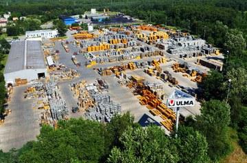 ULMA pierwszą firmą w branży deskowań w Polsce z certyfikatem BHP ISO 45001:2018