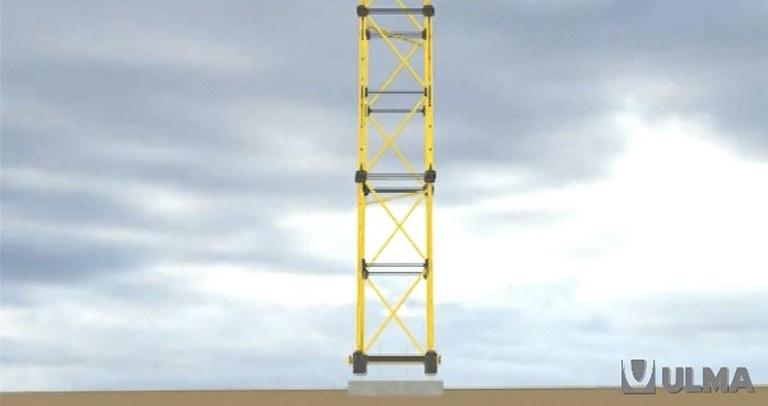 System wież wysokonośnych MK-360