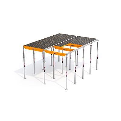 Aluminiowe Deskowanie Panelowe CC-4